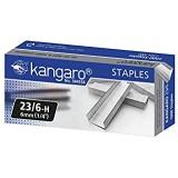 GRAPAS KANGARO 23/6 C/1000 (6MM. 1/4